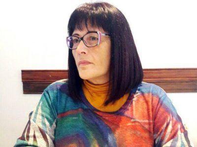 Laura Delpir no se rinde: Denunció faltante de elementos de protección en muchos laboratorios
