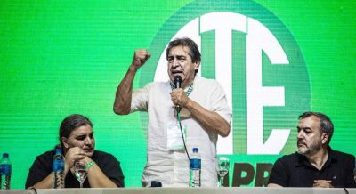 ATE reclamó cerrar la paritaria 2019 y afirmó que Fermández