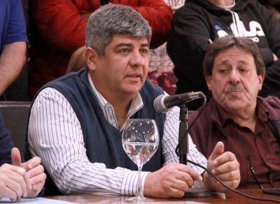 Pablo Moyano destacó la tarea de los camioneros en la ITF