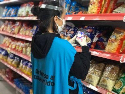 San Martín: cómo se controlan los precios durante la cuarentena