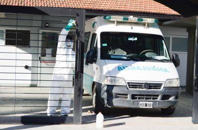 """""""Recuperada totalmente"""": la paciente de Lima que contrajo Coronavirus recibió el alta"""