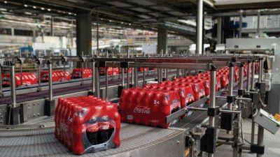 Ventas de Arca Continental, embotelladora de Coca Cola, crecen 5.3% por la demanda de agua