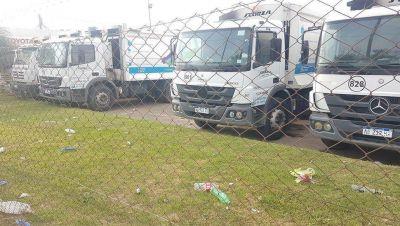 """""""Si echan a un trabajador, la basura quedará en la calle"""", advirtió Gauna"""
