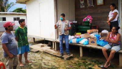 Red Eclesial Panamazónica: Llamado a atender la realidad indígena y rural ante el coronavirus