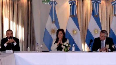 Cristina Kirchner celebró la decisión de la Corte Suprema y la oposición se prepara para discutir los DNU firmados durante la pandemia