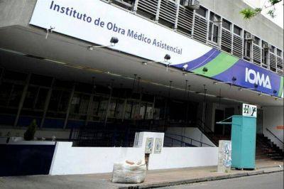 Afiliados de IOMA reclaman que se agilicen los trámites por la pandemia