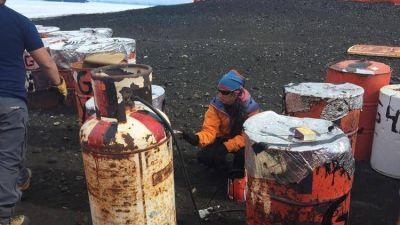 Medioambiente: ¿cómo se realiza la recolección de basura en la Antártida?