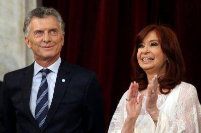 La extraña nube donde habitan los pensamientos de Mauricio Macri y Cristina Kirchner