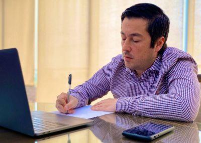"""Nardini: """"Comparto la decisión de Alberto Fernández de mantener las restricciones de cuarentena en todo el Conurbano bonaerense"""""""