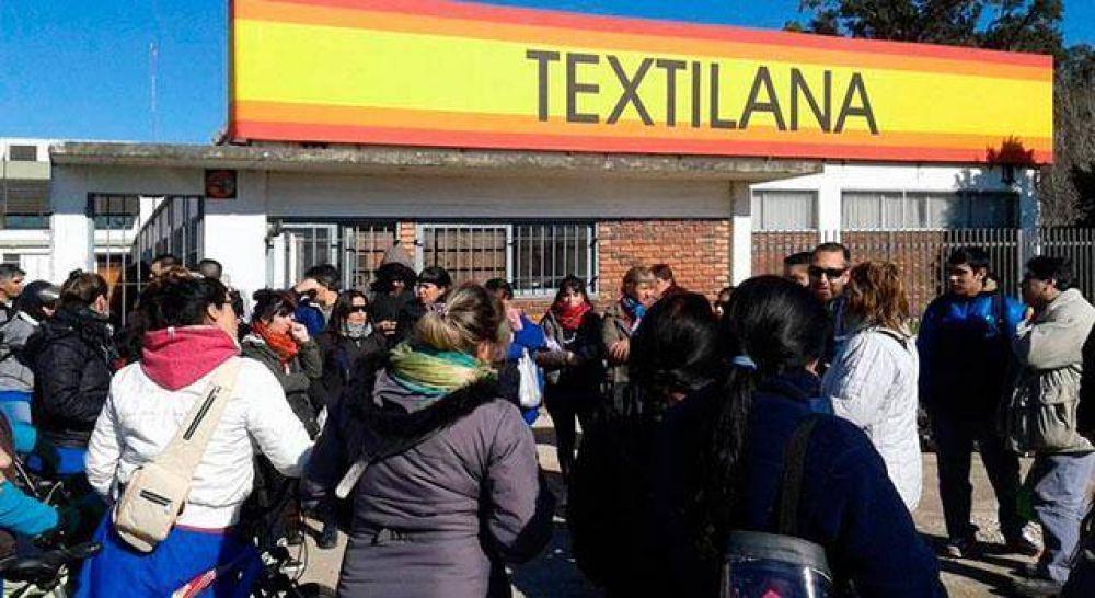 Industria textil: rechazan el acuerdo de rebaja salarial y convocan a movilizar