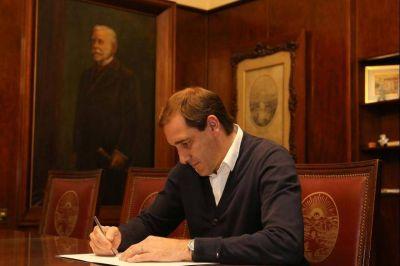 """Garro confirmó que en La Plata no se permitirán salidas de esparcimiento: """"Salgamos de casa sólo si es necesario y justificado"""""""
