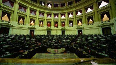 Se reactiva el Congreso a la espera de poder tratar el Impuesto a la Riqueza