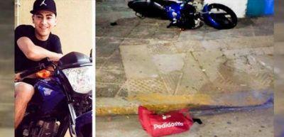 ASIMM denunció la segunda muerte de un repartidor de Pedidos Ya atropellado durante la pandemia