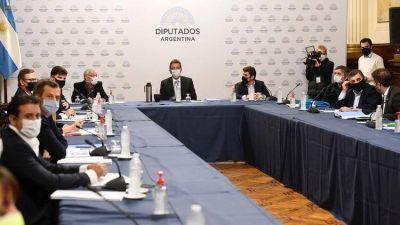 Acuerdo en Diputados entre el oficialismo y la oposición para que haya sesiones a partir de la próxima semana