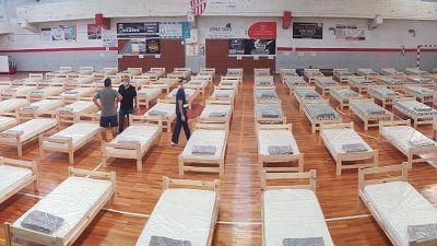 Comerciantes, industriales y vecinos lanusenses realizaron importantes donaciones para enfrentar la pandemia