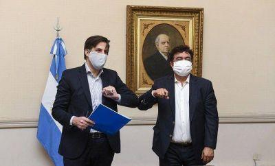 """La Matanza recibirá notebooks """"recuperadas"""" por el Ministerio de Educación"""