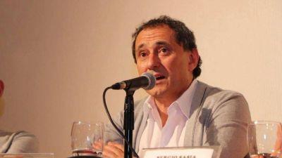 Sergio Sasia, líder de la Unión Ferrovaria, salió al cruce del acuerdo CGT - UIA