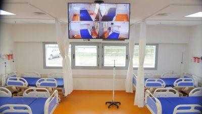 Lecheros sumaron camas de Terapia Intensiva para pacientes con Coronavirus