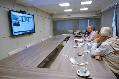 Se constituyó un comité de salud, higiene y seguridad en la actividad bancaria