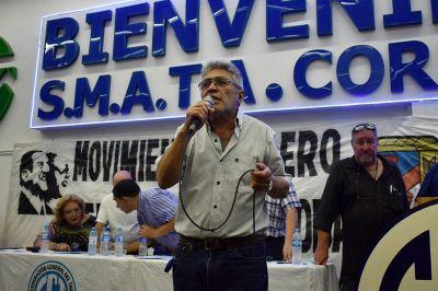 Alerta en Córdoba: La CGT Regional advirtió sobre rebaja salarial y flexibilización laboral