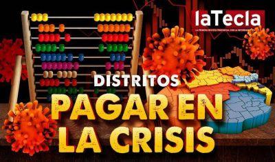 Distrito por distrito: El desafío de pagar sueldos en la crisis