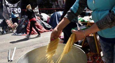Dramática situación en los barrios: se triplicó la asistencia a los comedores y merenderos