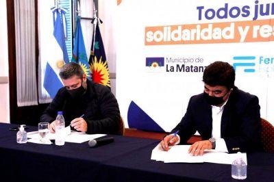 En La Matanza, encargados de edificios podrán asistir a adultos mayores por la cuarentena