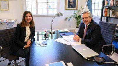 María Fernanda Raverta será la nueva titular de ANSES