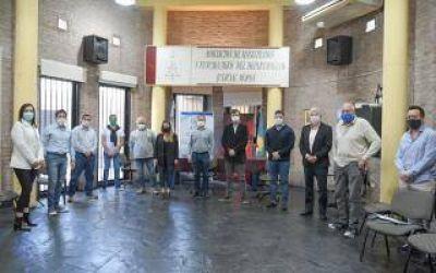 Libertad a presos en cuarentena: Intendentes se reunieron con la Asociación de Magistrados de Morón por la seguridad