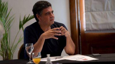 """Jorge Macri: """"Tirando todos para el mismo lado vamos a ganar esta batalla"""""""