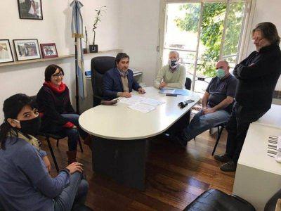 Convenio entre la UNLP y PAMI La Plata para la Campaña de Vacunación Antigripal 2020