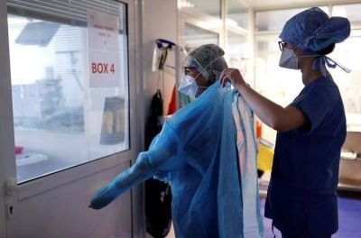 Coronavirus en Argentina: ya son 9 los muertos en el área de salud y sigue aumentando el número de contagios