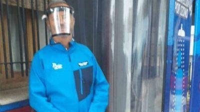 En Venado fabricaron una cámara de desinfección por ozono