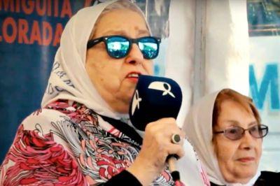 Coronavirus en la Argentina: Bonafini arremetió contra Rodríguez Larreta y Malena Galmarini por la situación en la Villa 31