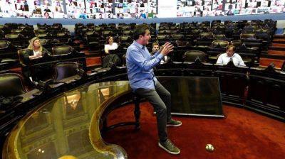 Coronavirus: Diputados se prepara para su primera sesión virtual de la historia