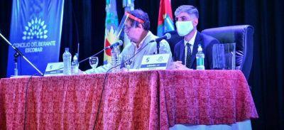 """Carranza: """"El Concejo Deliberante estuvo a la altura de las circunstancias"""""""