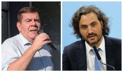 Montenegro se reunió con Cafiero para sumar nuevas actividades a las excepciones