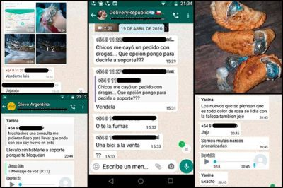 """Plataformas y narcomenudeo: Denuncian que """"la situación está descontrolada"""""""