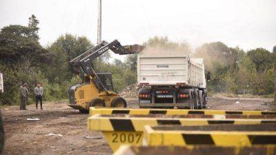 Córdoba cerró después de años un enorme basural