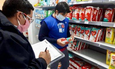 """El Municipio cerró otro supermercado por sobreprecios: """"Se terminó el tiempo de los abusos"""", disparó Achával"""