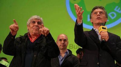 Lanzaron OTPro, una suerte de 62 Organizaciones del macrismo para captar a los trabajadores y meterse en el mundo sindical