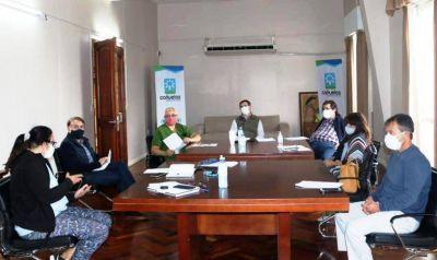 Cañuelas: COVID-19 Primera reunión del Comité de Salud