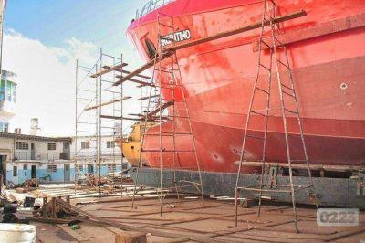 La industria naval, otros de los motores productivos