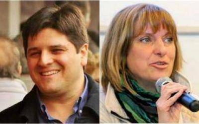 Congreso: Dos nuevos diputados, de Pergamino y La Plata, asumen por Larroque y Scioli