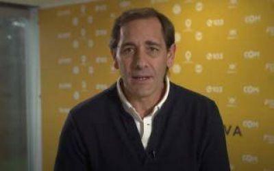 Garro anunció medidas paliativas para más de 15 mil PyMES y comercios afectados por la cuarentena
