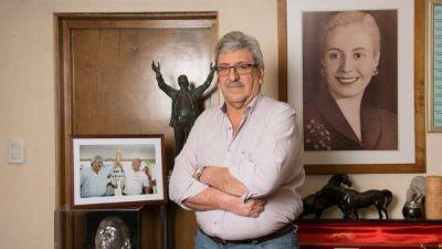 Herencia de Venegas: Ayala inauguró la ART de la UATRE