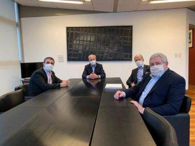 La DAIA se reunió con el Secretario de Culto de la Nación Guillermo Olivieri