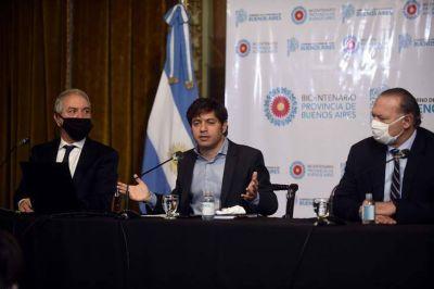 Cárceles: Kicillof anunció un plan para ampliar las plazas y denunció una campaña en contra del gobierno