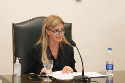 """Marisa Fassi: """"Lo principal es cuidar la salud de todos y todas"""""""
