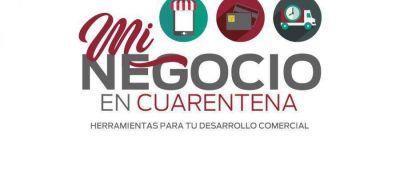 Lanús: promueven un nuevo programa de desarrollo económico para comerciantes en cuarentena